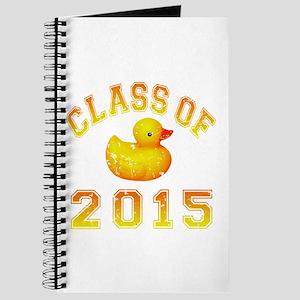 Class Of 2015 Rubber Duckie Journal