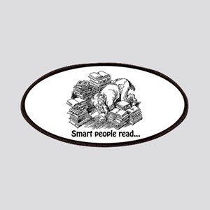 Smart People Read Patches
