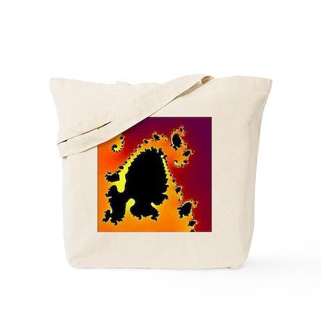 Safari Fractal Tote Bag