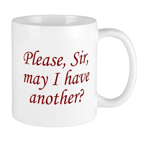Please, Sir Mug
