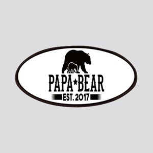 Papa Bear Est. 2017 Patch