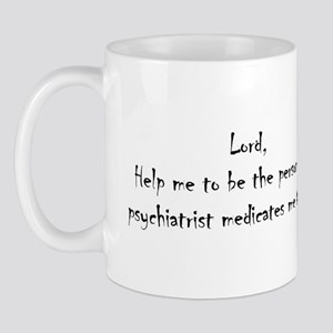Dear Lord Mug