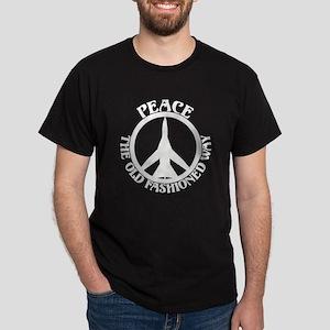 FB-111 Peace Plane Dark T-Shirt