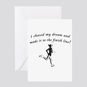 dreams Greeting Cards