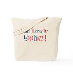 Yoga Buzz Tote Bag