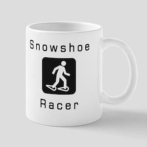 Snowshoe Racer Mug