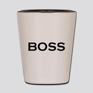 BOSS Shot Glass