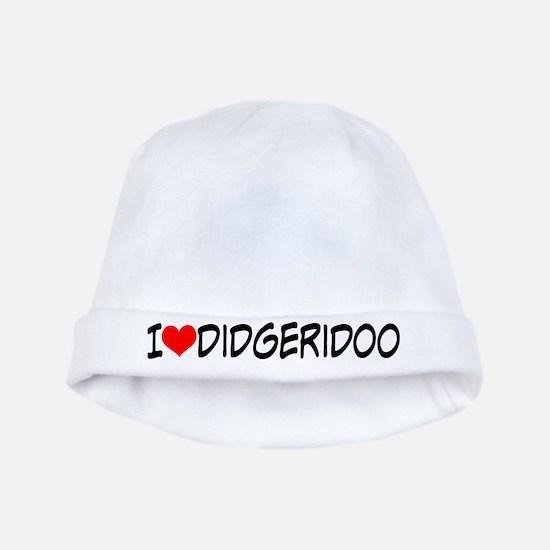 Didgeridoo Music baby hat