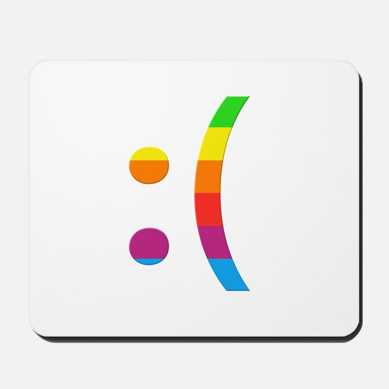 iSad Mousepad