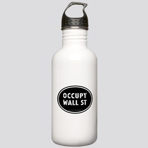 Occupy Wall St Stainless Water Bottle 1.0L