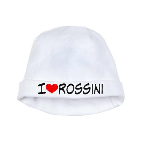 Rossini Music baby hat