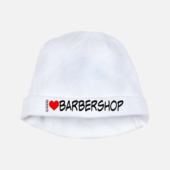 Barbershop Music baby hat