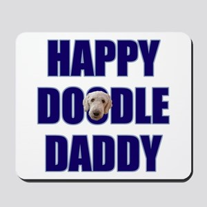 Goldendoodle Dad Mousepad