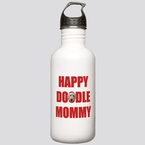 Goldendoodle Mom Stainless Water Bottle 1.0L