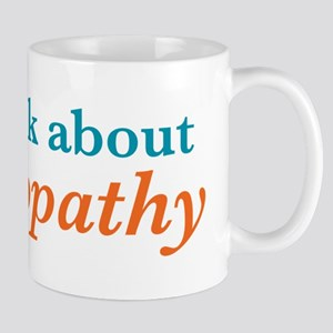 Talk Naturopathy Mug