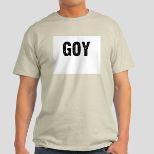 Goy Ash Grey T-Shirt