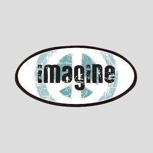 Imagine Peace Patches