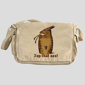 Tap That Ass Messenger Bag