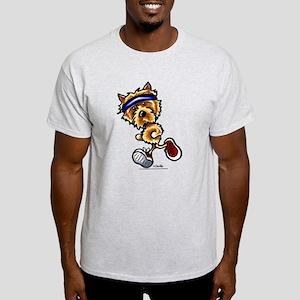 Norwich Terrier Running Light T-Shirt