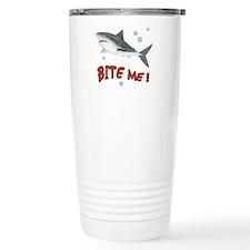 Shark - Bite Me Stainless Steel Travel Mug