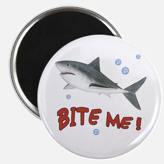 Shark - Bite Me Magnet