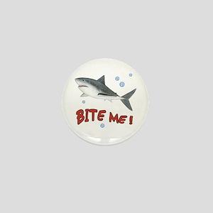 Shark - Bite Me Mini Button