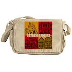 Barcelona Messenger Bag