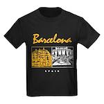 Barcelona Kids Dark T-Shirt