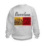 Barcelona Kids Sweatshirt