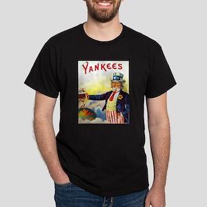 Yankees Cigar Label Dark T-Shirt