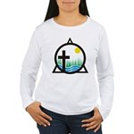 Honey Creek - Women's Long Sleeve T-Shirt