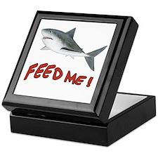 Shark - Feed Me Keepsake Box