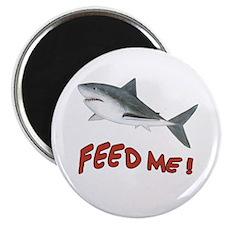 Shark - Feed Me Magnet
