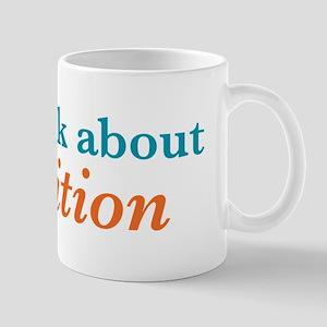 Talk Nutrition Mug