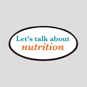 Talk Nutrition Patches