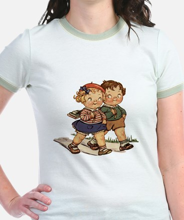 Kids Walking T-Shirt
