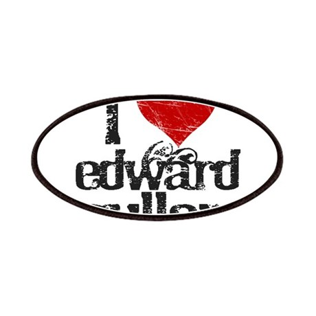 I Love Edward Cullen Patches