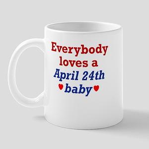 April 24th Mug
