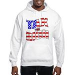 Tax the Rich Hooded Sweatshirt