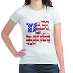 Tax the Rich Jr. Ringer T-Shirt