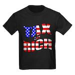 Tax the Rich Kids Dark T-Shirt