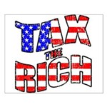 Tax the Rich Small Poster