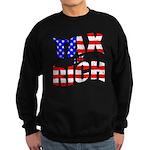 Tax the Rich Sweatshirt (dark)