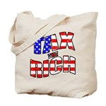 Tax the Rich Tote Bag