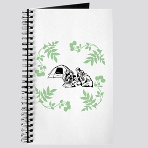 Camping Outdoors Journal