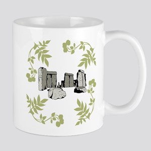 Ancient Henge Monument Mug