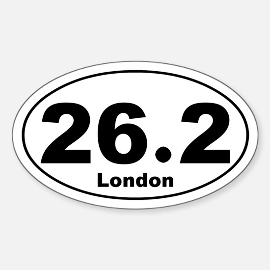 26.2 london Decal