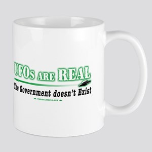 Ufos are real 4 yw Mugs