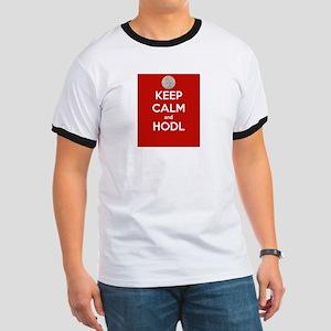 Keep Calm and Hodl T-Shirt