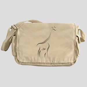 The Giraffe Messenger Bag